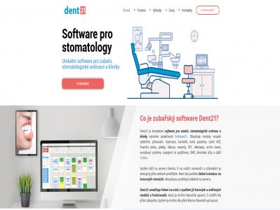 Reference Dent 21 - software pro zubaře