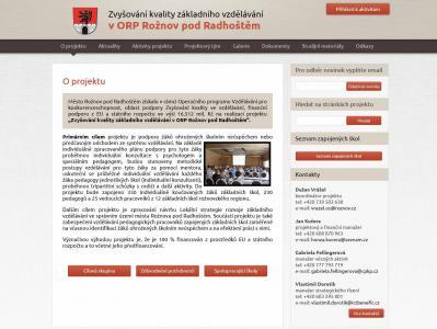 Reference Město Rožnov p. Radhoštěm